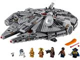 75257 LEGO Star Wars The Rise of Skywalker Millennium Falcon