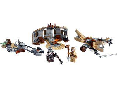 75299 LEGO Star Wars The Mandalorian Trouble on Tatooine