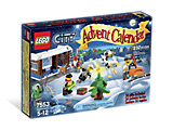 7553 LEGO City Advent Calendar