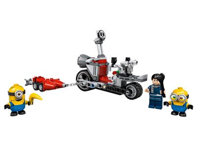 75549 LEGO Minions Unstoppable Bike Chase