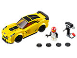 75870 LEGO Speed Champions Chevrolet Corvette Z06