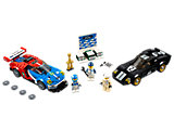 75881 LEGO Speed Champions 2016 Ford GT & 1966 Ford GT40