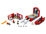 75882 LEGO Speed Champions Ferrari FXX K & Development Center