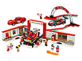 75889 LEGO Speed Champions Ferrari Ultimate Garage