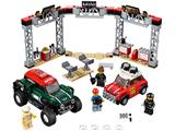 75894 LEGO Speed Champions 1967 Mini Cooper S Rally and 2018 MINI John Cooper Works Buggy
