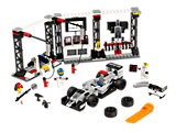75911 LEGO Speed Champions McLaren Mercedes Pit Stop thumbnail image
