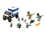 75917 LEGO Jurassic World Raptor Rampage