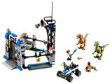 75920 LEGO Jurassic World Raptor Escape