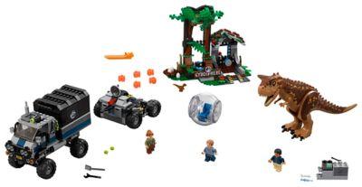 LEGO 75929 JURASSIC WORLD CARNOTAURUS GYROSPHERE ESCAPE NEW IN SEALED BOX!!