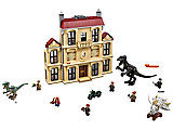 75930 LEGO Jurassic World Fallen Kingdom Indoraptor Rampage at Lockwood Estate