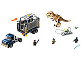75933 LEGO Jurassic World Fallen Kingdom T. Rex Transport