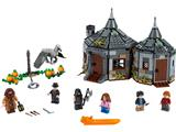 75947 LEGO Harry Potter Prisoner of Azkaban Hagrid's Hut Buckbeak's Rescue