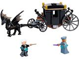 75951 LEGO Harry Potter Fantastic Beasts Grindelwald's Escape