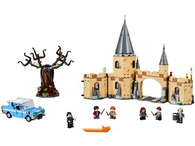 75953 LEGO Harry Potter Chamber of Secrets Hogwarts Whomping Willow