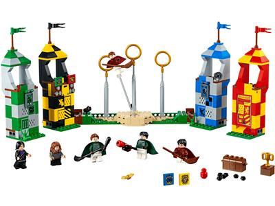 75956 LEGO Harry Potter Philosopher's Stone Quidditch Match