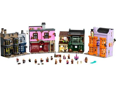 75978 LEGO Harry Potter Diagon Alley