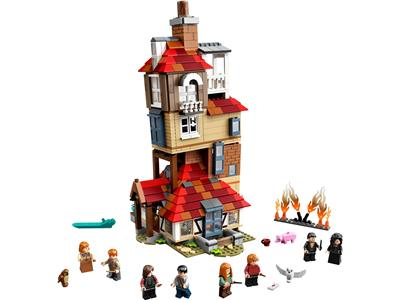 75980 LEGO Harry Potter Attack on The Burrow
