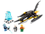 76000 LEGO Arctic Batman vs. Mr Freeze Aquaman on Ice