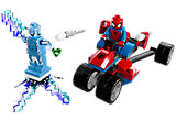 76014 LEGO Ultimate Spider-Man Spider-Trike vs. Electro