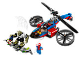 76016 LEGO Ultimate Spider-Man Spider-Helicopter Rescue