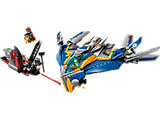 76021 LEGO Guardians of the Galaxy The Milano Spaceship Rescue
