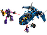 76022 LEGO X-Men vs. The Sentinel