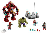 76031 LEGO Age of Ultron The Hulk Buster Smash