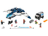 76032 LEGO Age of Ultron The Avengers Quinjet City Chase