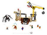 76037 LEGO Ultimate Spider-Man Rhino and Sandman Supervillain Team-up