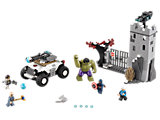 76041 LEGO Age of Ultron The Hydra Fortress Smash