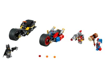 Lego DC Super Heroes 76053 Batman Gotham City Cycle Chase NISB