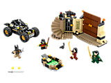 76056 LEGO Batman Rescue from Ra's al Ghul