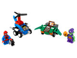 76064 LEGO Mighty Micros Spider-Man vs. Green Goblin