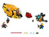 76080 LEGO Guardians of the Galaxy Vol 2 Ayesha's Revenge