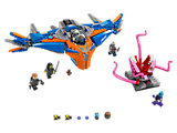76081 LEGO Guardians of the Galaxy Vol 2 The Milano vs. The Abilisk