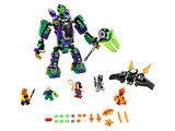 76097 LEGO Justice League Lex Luthor Mech Takedown