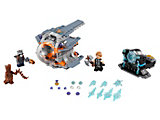 76102 LEGO Avengers Infinity War Thor's Weapon Quest