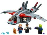 76127 LEGO Captain Marvel and The Skrull Attack