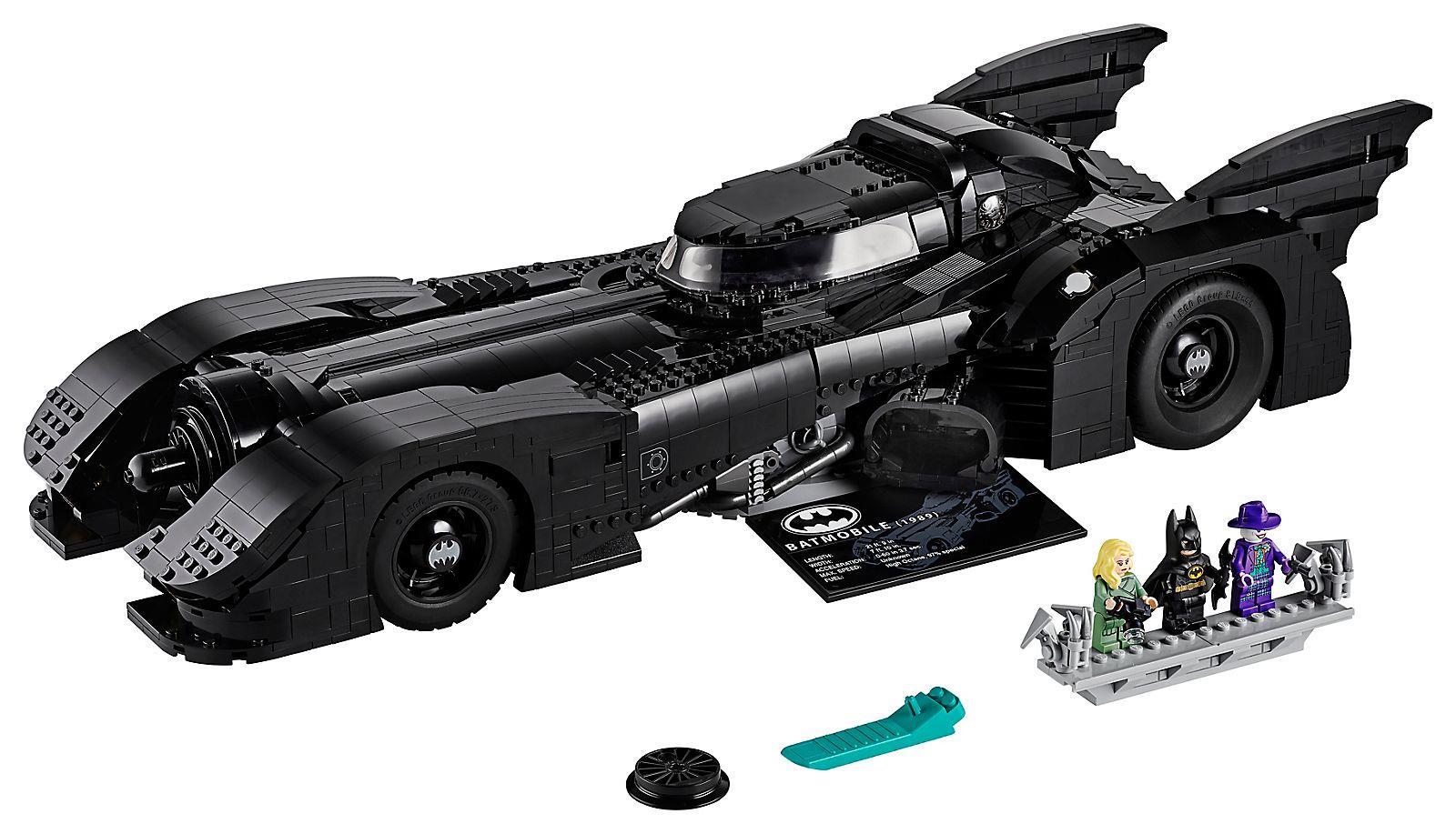 Minifigs sh608 Super Heroes LEGO® 76139 Joker