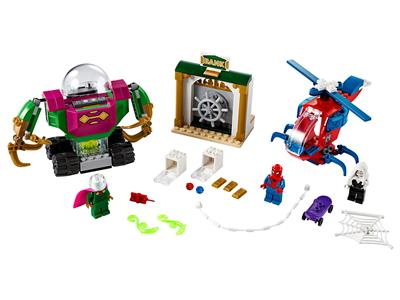 76149 LEGO Spider-Man The Menace of Mysterio