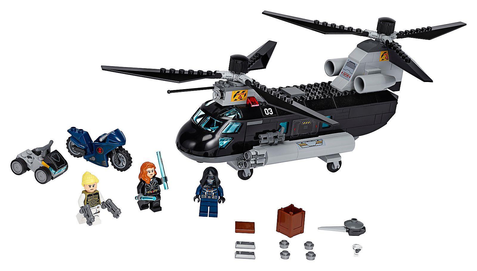 LEGO MARVEL SUPER HEROES TASKMASTER MINIFIGURE 76162 W// WEAPONS LOOSE TOY