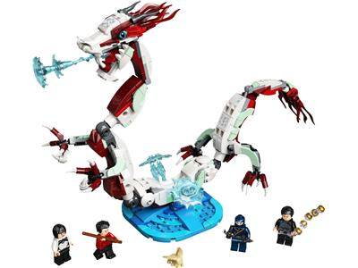 76177 LEGO ShangChi and the Legend of the Ten Rings Battle at the Ancient Village