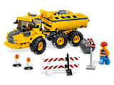 7631 LEGO City Construction Dump Truck