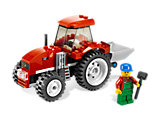 7634 LEGO City Farm Tractor