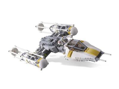 SW0094 NEW LEGO REBEL PILOT Y-WING FROM SET 7658 STAR WARS EPISODE 4//5//6