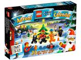 7687 LEGO City Advent Calendar