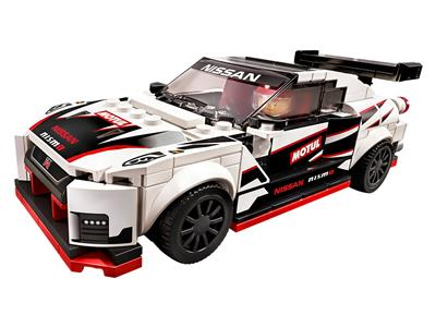 76896 LEGO Speed Champions Nissan GT-R NISMO