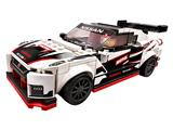 76896 LEGO Speed Champions Nissan GT-R NISMO thumbnail image