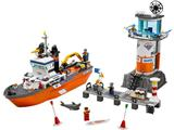 7739 LEGO City Coast Guard Patrol Boat & Tower