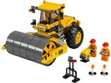 7746 LEGO City Construction Single-Drum Roller